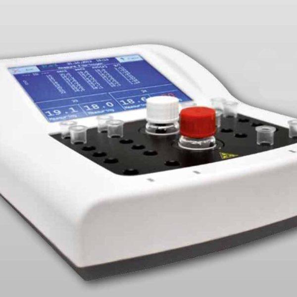 giám sát trạng thái trực quan mà bạn lựa chọn cách thoải mái cho các xét nghiệm đông máu và D-dimer